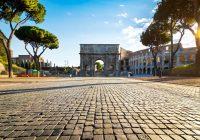 Cose particolari da vedere a Roma: porte magiche e illusioni ottiche